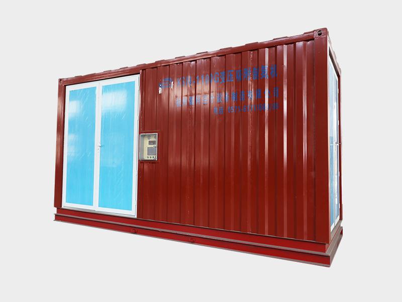 集装箱式制氮设备用于石油、天然气化工及其他相关领